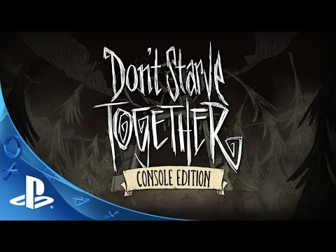 Don't Starve Together: Console Edition Trailer
