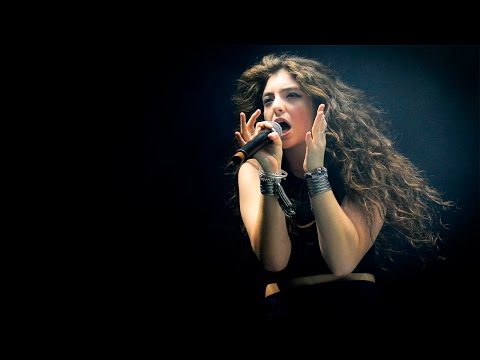Lorde ACL 10.12.2014