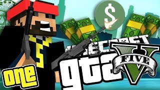 Minecraft GTA 5: A NEW START WITH ALL THE MONEY!! [1]