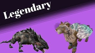 Runescape Legendary Pets info (updated) pros, cons, and how to get one!