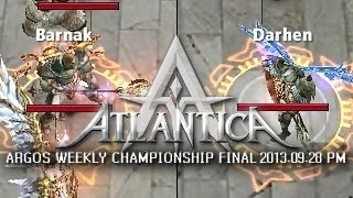 AR Weekly PM Final 2013-09-28: Barnak vs. Darhen