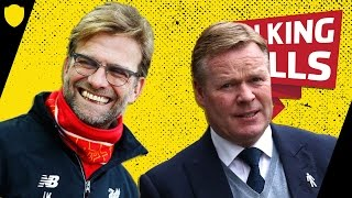 LIVERPOOL VS EVERTON: 18 YEARS OF ANFIELD HURT  | TALKING BALLS