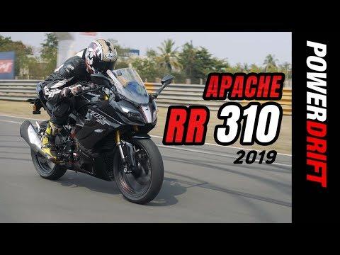 2019 TVS Apache RR310 : Flagship reloaded