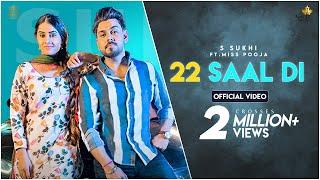 Video 22 Saal Di - Miss Pooja - S Sukhi