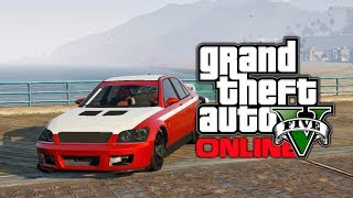 GTA 5 Online: Sultan RS 100% Confirmed Spawn Location! (GTA V)