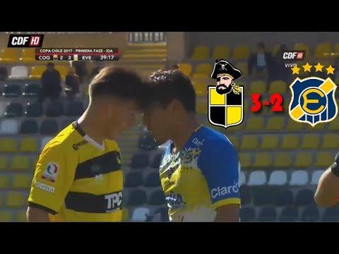 Coquimbo Unido vs Everton De Vina Del Mar