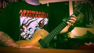vein - virus://vibrance (guitar cover)