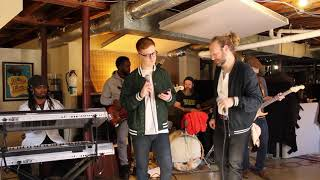 Love Yourself   Lamont Landers & Elliot Blaufuss   Justin Bieber cover