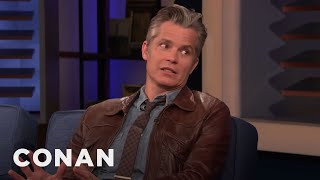 Timothy Olyphant: Working On
