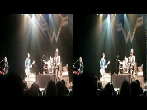 Weezer Performs @ Boxworks After Party (YT3D:Enabled=True)