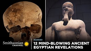 12 Mind-Blowing Ancient Egyptian Revelations | Smithsonian Channel