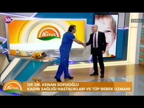 IVF Endikasyonları / 360 TV - Dr. Aytuğ