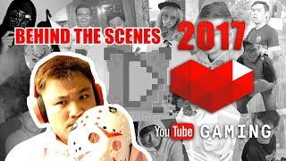 ( BEHIND THE SCENE + RE - REACTION ) Apa FAEDAH Youtube Rewind Gaming Indonesia 2017 ?!