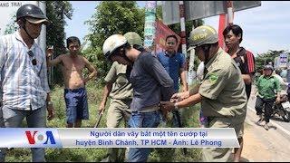Mỹ cảnh báo tình trạng tội phạm ở TP. Hồ Chí Minh
