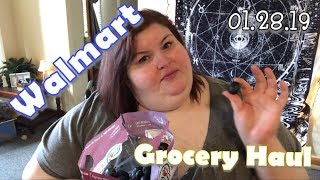 A Morbidly Obese Woman Grocery Shops! | Walmart Grocery Haul!