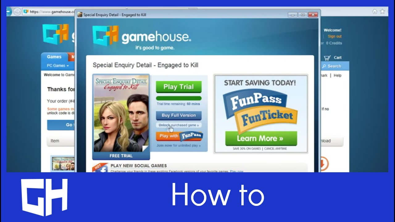Game Hause
