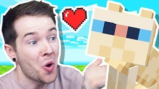 DanTDM - I Bred a CREEPER and VILLAGER together in Minecraft