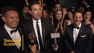 67th Emmys Thank You Cam: Reality Competition Program