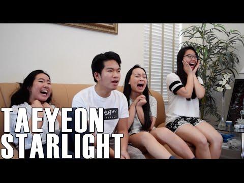 Taeyeon (태연)- Starlight (Reaction Video)