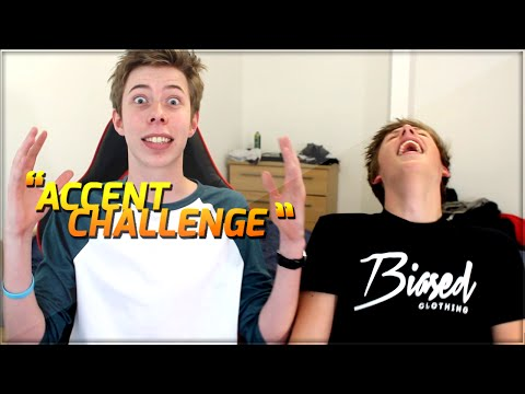 THE ACCENT CHALLENGE!