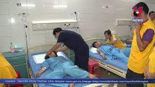 Tai nạn giao thông tại Thái Nguyên khiến 5 người thương vong