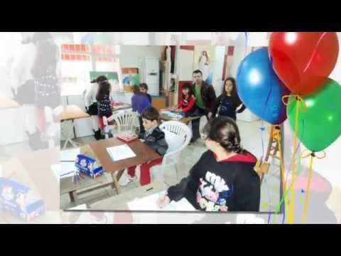 Adanada Çocuklara Yönelik Sanat Kursları