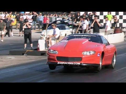 SAM Racing '99 Camaro - Top Qualifier - Holley LS Fest