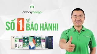 [2018] 35 Bước test máy iPhone CỰC CHUẨN tại Di Động Mango