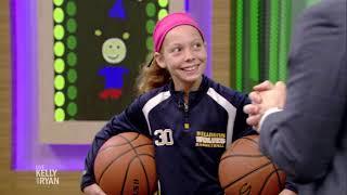 Amazing Kids: Basketball Whiz Karolina Ramirez