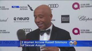 NY Times: 3 Women Accuse Music Mogul Russell Simmons Of Rape