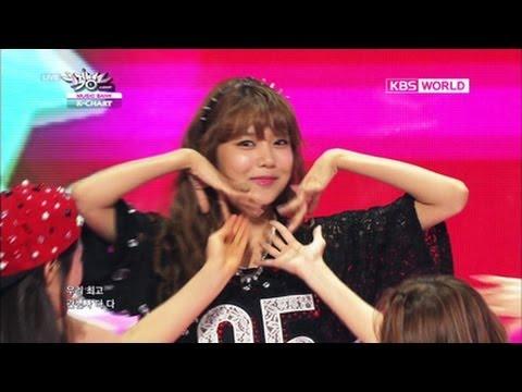 [Music Bank K-Chart] 1st Week of July & Girls' Generation - I Got a Boy (2013.07.05)