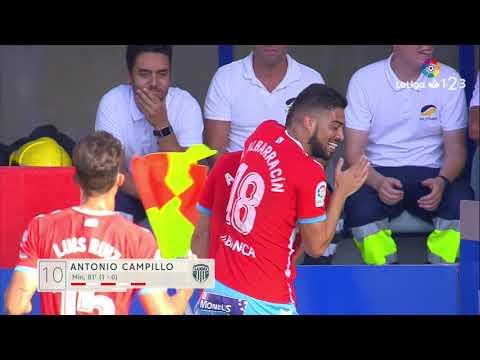 Lugo vs Cordoba