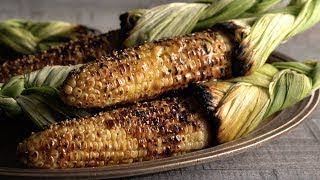 Robata-Grilled Corn