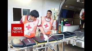 Thailand Cave rescue: '11th person brought out' - BBC News