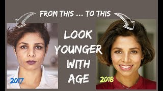 SIMPLE THINGS I DO TO LOOK YOUNGER: Fix mistakes that make you look older/ GIVEAWAY