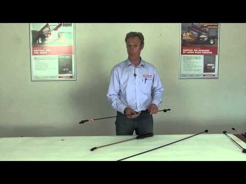 Extensions for Croplands Spray lance 720p