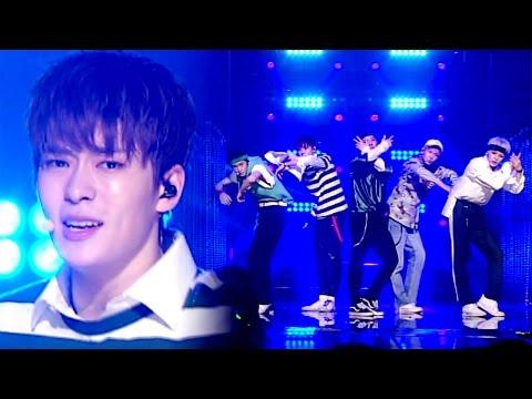 《UNIT》 NCT U - The 7th Sense(일곱 번째 감각) @인기가요 Inkigayo 20160508