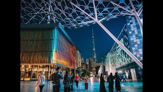 City Walk Dubai I Vlog # 8 I Best place to visit in Dubai 2018