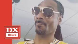 """Snoop Dogg Says KiKi Is Kim Kardashian & Tells Kanye West """"Drake Put D*ck In Your B*tch"""""""