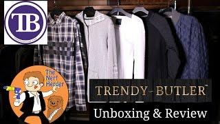 Trendy Butler Unboxing & Review - October 2016