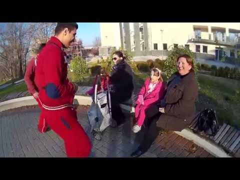 Ширење позитивна енергија и новогодишна магија во Велес