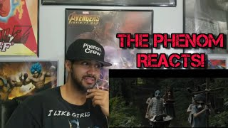 Pet Sematary (2019)- Official Trailer- REACTION!!!!