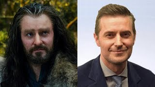 THE HOBBIT ⚡️ Then And Now