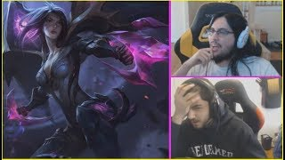 Imaqtpie Reacts To KAI'SA The New Champion | Tyler1 Gets The Skin He Wants |  Yassuo On Tyler1 | LoL