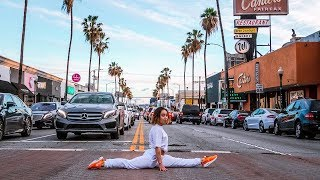 THE KATELYN OHASHI SPLITS CHALLENGE!