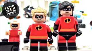 LEGO INCREDIBLES 2: The Great Home Escape 10761 - Let's Build!