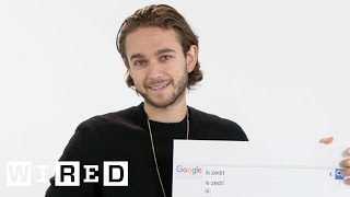 Zedd Answers the Web's Most Searched Questions | WIRED