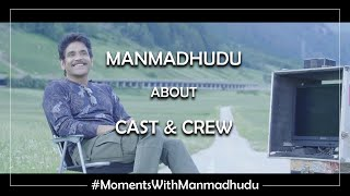 Nagarjuna promotes Manmadhudu 2 movie with a special video..