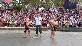 Keo vật thứ 2 giải ba ,Lễ hội đền chùa thị trấn chi đông 2019