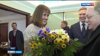 Сегодня в Омск прилетел директор Государственного Эрмитажа Михаил Пиотровский